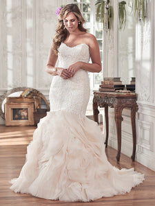 Maggie Sottero Paulina 5MS162 - [Maggie Sottero Paulina] -  Buy a Maggie Sottero Wedding Dress from Bridal Closet in Draper, Utah