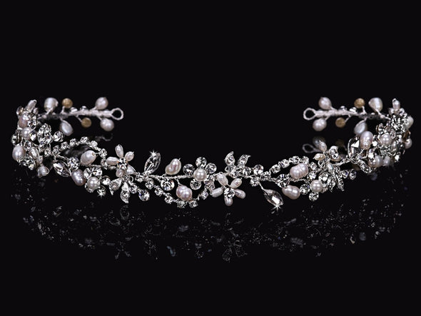 En Vogue HJ1644 - [Bridal Hair Jewelry HJ1644] - Wedding Accessories - Bridal Closet - Bridal Dresses and Accessories