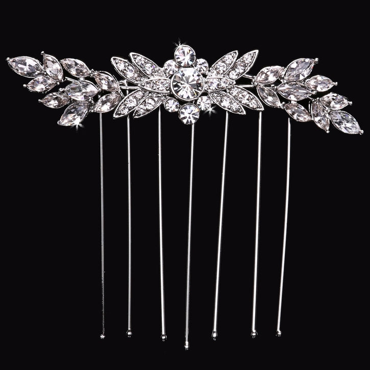 En Vogue VC1776 - [Bridal Veil Comb VC1776] - Wedding Accessories - Bridal Closet - Bridal Dresses and Accessories