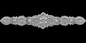 BT1885 Bridal Belt - [BT1885] - Bridal Closet - Wedding Dresses and Accessories