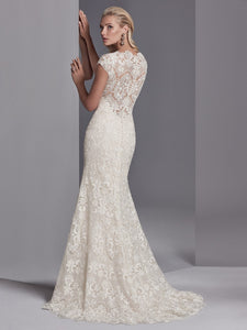 Sottero and Midgley Zayn Rose 8SC572 - [Sottero and Midgley Zayn Rose] -  Buy a Maggie Sottero Wedding Dress from Bridal Closet in Draper, Utah