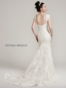Sottero and Midgley Ireland 6SS774 - [Sottero and Midgley Ireland] -  Buy a Maggie Sottero Wedding Dress from Bridal Closet in Draper, Utah