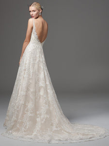 Sottero and Midgley Cecilia 7ST389- [Sottero and Midgley Cecilia] -  Buy a Maggie Sottero Wedding Dress from Bridal Closet in Draper, Utah