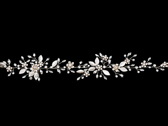 En Vogue HJ1845 - [Bridal Hair Jewelry HJ1845] - Wedding Accessories - Bridal Closet - Bridal Dresses and Accessories