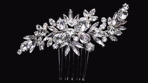 En Vogue HC1733 - [Bridal Hair Comb HC1733] - Wedding Accessories - Bridal Closet - Bridal Dresses and Accessories
