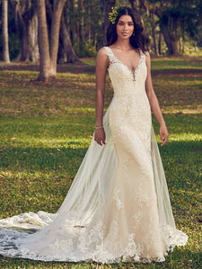 Maggie Sottero Bernadine 8MN499 - [Maggie Sottero Bernadine] -  Buy a Maggie Sottero Wedding Dress from Bridal Closet in Draper, Utah