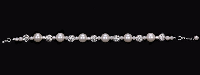 En Vogue BL1653 - [Bridal Bracelet BL1653] - Wedding Accessories - Bridal Closet - Bridal Dresses and Accessories
