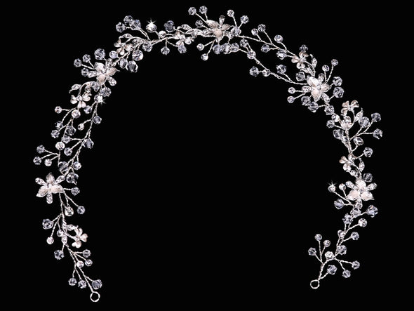 En Vogue HJ1743 - [Bridal Hair Jewelry HJ1743] - Wedding Accessories - Bridal Closet - Bridal Dresses and Accessories