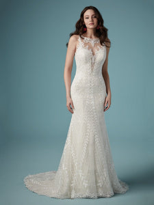Maggie Sottero Jelaire - Sample Sale