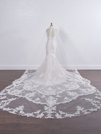 Maggie Sottero Tuscany Royale Veil