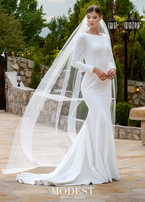 Modest wedding dresses that offer both classic style and on-trend design, this collection of wedding dresses with sleeves honors your traditions, values and integrity. A dynamic statement of who you are, our modest wedding dresses represent your beliefs while letting your true beauty, femininity and personality shine. #utahbridalshop #weddingdresses #weddingaccessories #bridalcloset #classyweddings #brides #utahweddings #designerweddinggowns #modestgowns #trendyweddingdresses #uniqueweddinggowns
