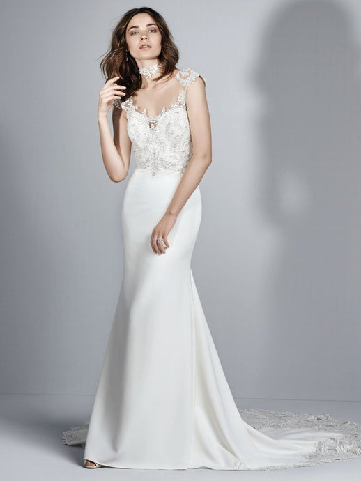 Sottero and Midgley Kai 7SC997 - [Sottero and Midgley Kai] -  Buy a Maggie Sottero Wedding Dress from Bridal Closet in Draper, Utah