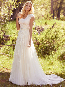 Maggie Sottero Ashley 7MS410 - [Maggie Sottero Ashley] -  Buy a Maggie Sottero Wedding Dress from Bridal Closet in Draper, Utah