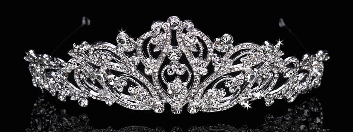En Vogue T1514 - [Bridal Tiara T1514] - Wedding Accessories - Bridal Closet - Bridal Dresses and Accessories