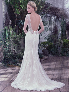 Maggie Sottero Roberta Belt- Bridal Closet Utah | Utah Bridal Store | Utah Wedding Dresses | Salt Lake Bridal Gown