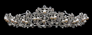 En Vogue T1801 - [Bridal Tiara T1801] - Wedding Accessories - Bridal Closet - Bridal Dresses and Accessories