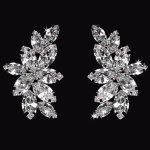 En Vogue E1761 - [Bridal Earrings E1761] - Wedding Accessories - Bridal Closet - Bridal Dresses and Accessories