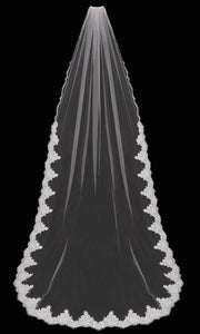 En Vogue V1699C - Bridal Veil - Wedding Veil - Utah Wedding Accessories - Salt Lake Bridal Accessories