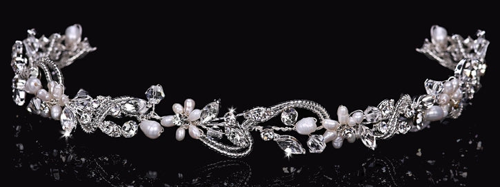 En Vogue HB1614 - [Bridal Bracelet HB1614] - Wedding Accessories - Bridal Closet - Bridal Dresses and Accessories