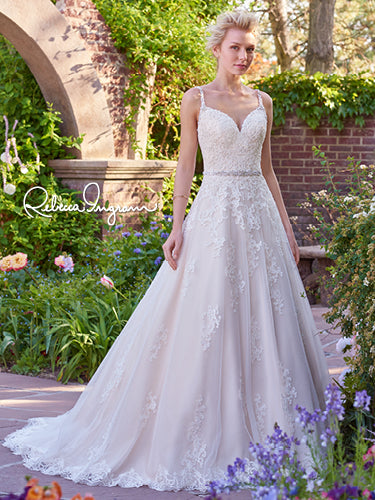 Rebecca Ingram Allison 7RS305 - [Rebecca Ingram Allison] -  Buy a Rebecca Ingram Wedding Dress from Bridal Closet in Draper, Utah