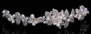 En Vogue T1601 - [Bridal Tiara T1601] - Wedding Accessories - Bridal Closet - Bridal Dresses and Accessories