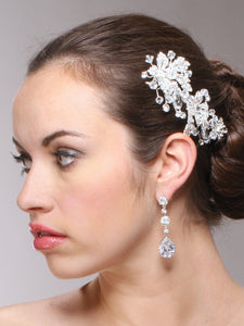 400E Earrings - Bridal Earrings - Wedding Earrings - Formal Earrings