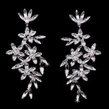 E2166 Rhinestone Earrings