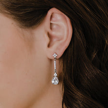 E2169 Rhinestone Earrings