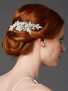 Mariell Headband 4437HC - Utah accessories - wedding headbands - bridal gowns - bridal jewelry - maggie sottero utah - sottero and midgley