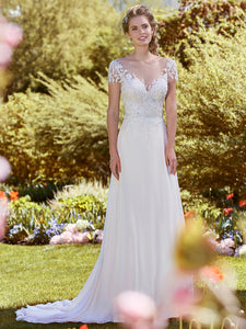 Rebecca Ingram Mercy 8RT467 - [Rebecca Ingram Mercy] -  Buy a Rebecca Ingram Wedding Dress from Bridal Closet in Draper, Utah