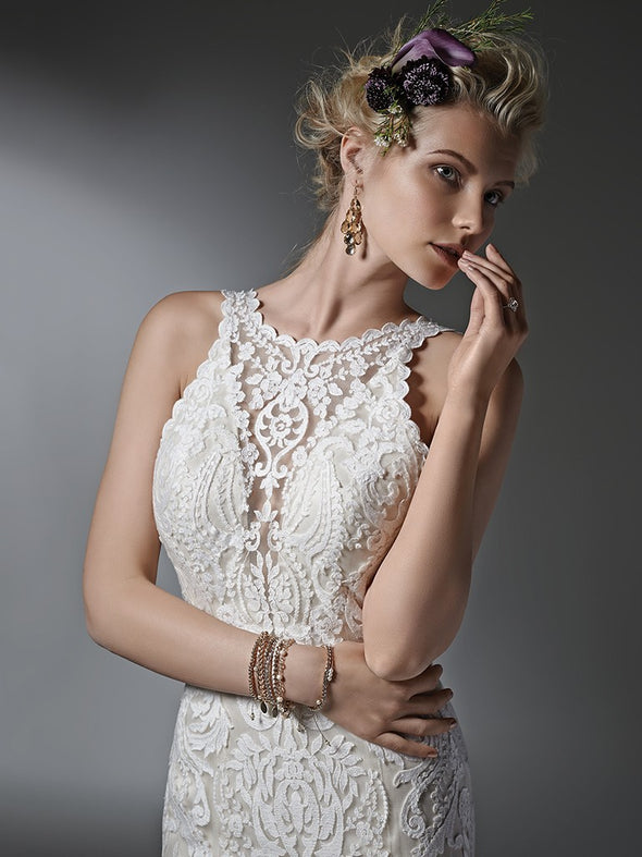Sottero and Midgley Winifred - Maggie Sottero - Utah Bridal Store - Draper Wedding Dresses - Salt Lake Bridal Gowns