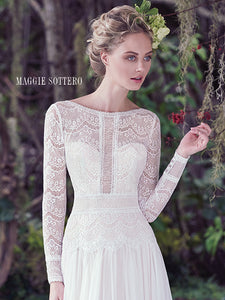 Maggie Sottero Deirdre 6MW834 - [Maggie Sottero Deirdre] -  Buy a Maggie Sottero Wedding Dress from Bridal Closet in Draper, Utah
