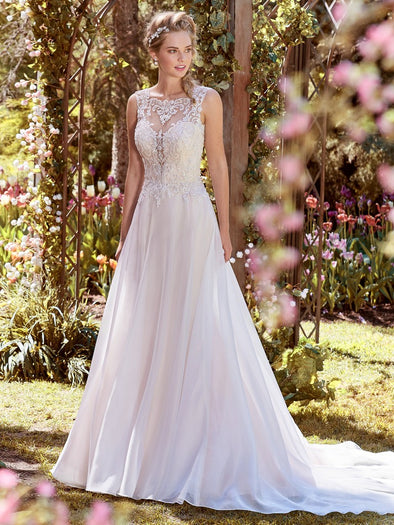 Rebecca Ingram Joyce 8RT533- [Rebecca Ingram Joyce] -  Buy a Rebecca Ingram Wedding Dress from Bridal Closet in Draper, Utah