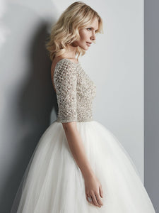 Sottero and Midgley Allen 7SS611 - [Sottero and Midgley Allen] -  Buy a Maggie Sottero Wedding Dress from Bridal Closet in Draper, Utah