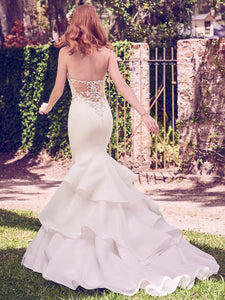 Maggie Sottero Quintyn 8MW474 - [Maggie Sottero Quintyn] -  Buy a Maggie Sottero Wedding Dress from Bridal Closet in Draper, Utah