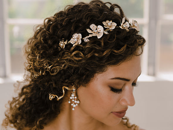 HJ2142 Bridal Hair Jewelry