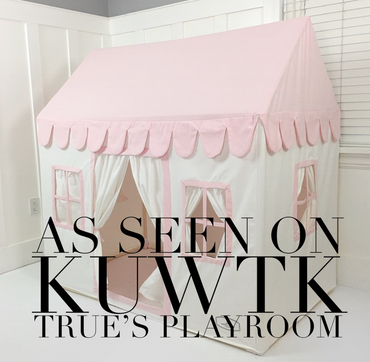 Pink Playhouse on Keeping up with the Kardashians Season Finale!