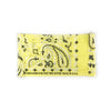 Washable Bandana Pleated Face Mask - Yellow