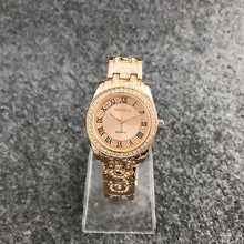 Load image into Gallery viewer, Rose Gold Diamond Womens Watch