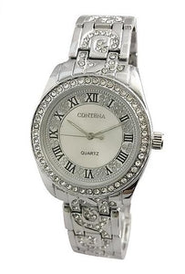 Rose Gold Diamond Womens Watch
