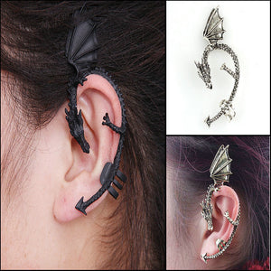 Dragon Style Vintage Earrings