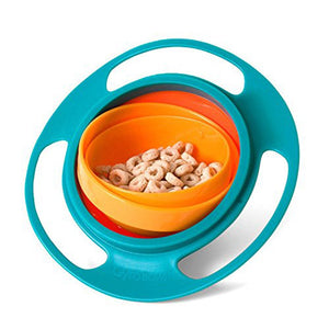360 Gyro Anti-Spill Bowl