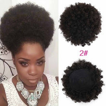 Load image into Gallery viewer, Elegant Afro-Puff Ponytail Extensions