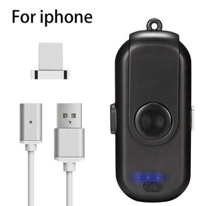 Finger Magnetic Charging Power Bank