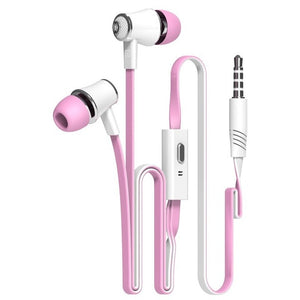 LD Hi-Fi Noise Cancelling Dolby In-Ear Headphones w/ MIC