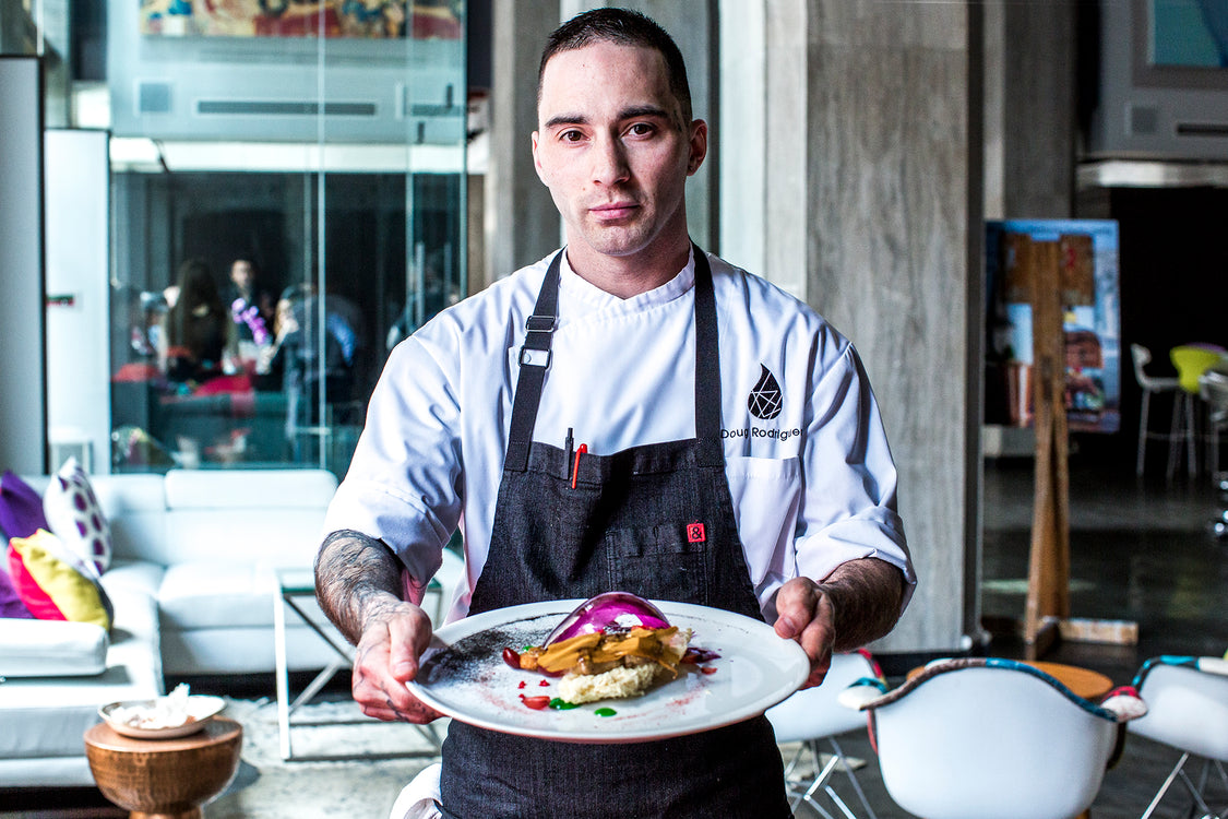 Doug Rodrigues | Sacrifices Made, Fake Drama & Fine Dining in Boston