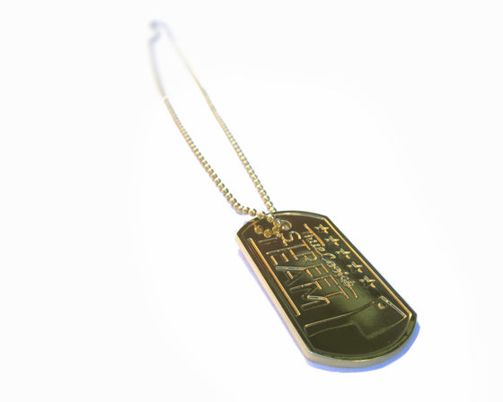 Truecooks Street Team Dog Tag