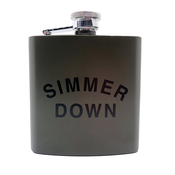 Simmer Down Flask