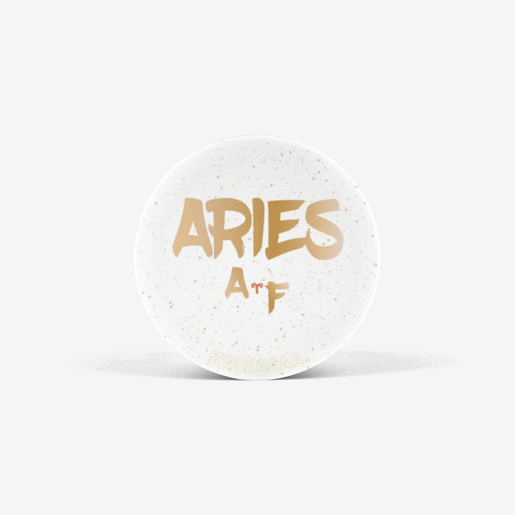 Aries AF White Grip for Phones and Tablets