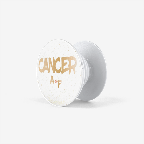Cancer AF White for Phones and Tablets